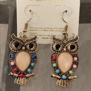 Owl 🦉 earrings new
